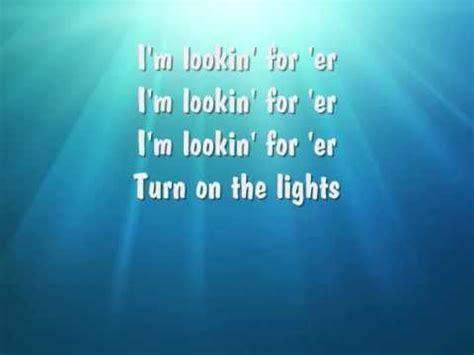 future turn on the lights lyrics