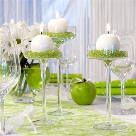 Meine Hochzeitsdeko by Sommerliche Hochzeitsdeko In Apfelgruen Ratgeber