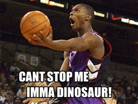 Chris Bosh Dinosaur Meme - 17 best images about chris bosh is ugly on pinterest