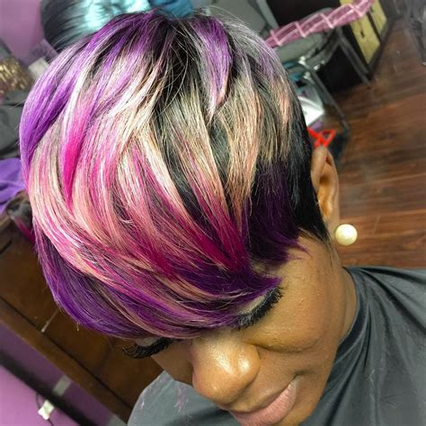 In Hairstyles by 30 Weave Hairstyles Create The Look Of Your
