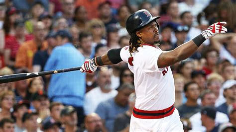 hanley ramirez s three hrs power sox back into al east