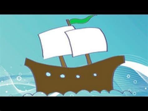 dibujar barcos que significa dibujos de transportes para ni 241 os c 243 mo dibujar un navio