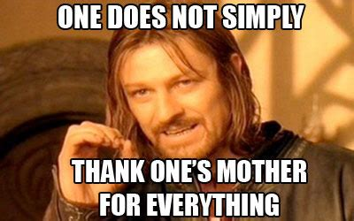 Mothers Day Meme - karatemart martial arts blog karate blog all posts
