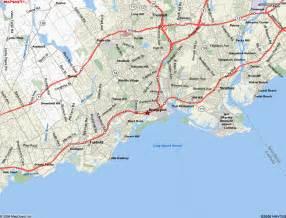bridgeport map map of bridgeport ct
