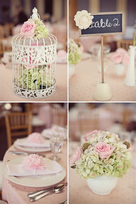 shabby chic little birdie themed baby shower hostess