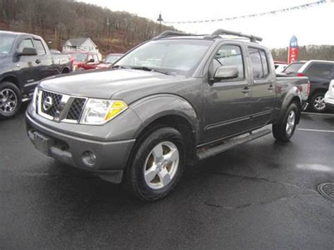 2007 nissan frontier sale 2007 nissan frontier for sale new jersey carsforsale