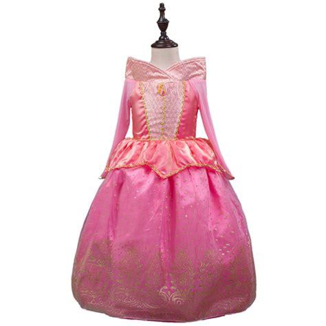 Arora Dress sleeping princess costume autumn dress