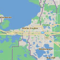 Winter Garden Florida Map by Winter Garden Fl Pictures Posters News And Videos On