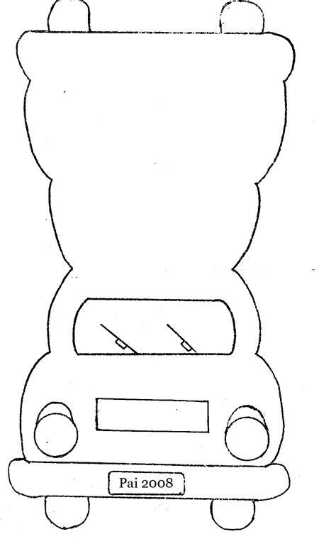 vehicle card template bala de goma cart 245 es para o papai