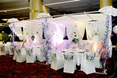 Event Decorations And Accessories by Presenting Rostal Flowers Accessories Centrepieces