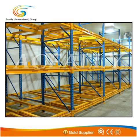 Vna Pallet Racking System by Narrow Aisle Vna Pallet Racking For Warehouse Storage
