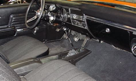 1969 Chevelle Interior by 1969 Chevrolet Chevelle Ss 396 Coupe 15460