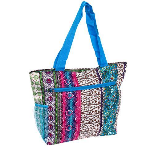 Patchwork Womens - silverhooks new womens boho patchwork tote bag ebay