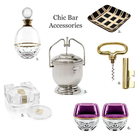 barware supplies 5 must have accessories for your home bar fashionflu com