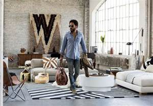 Best Dining Room Rugs Lenny Kravitz Cb2 Collection Freshome Feature