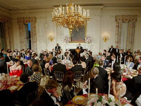 white house state dinner who chooses the wines for official white house state dinners
