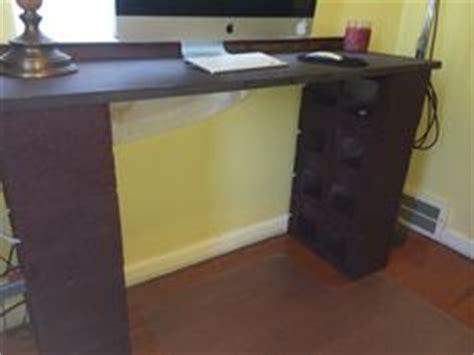 Cinder Block Desk by Cinder Block Desk Home Decor Desks And