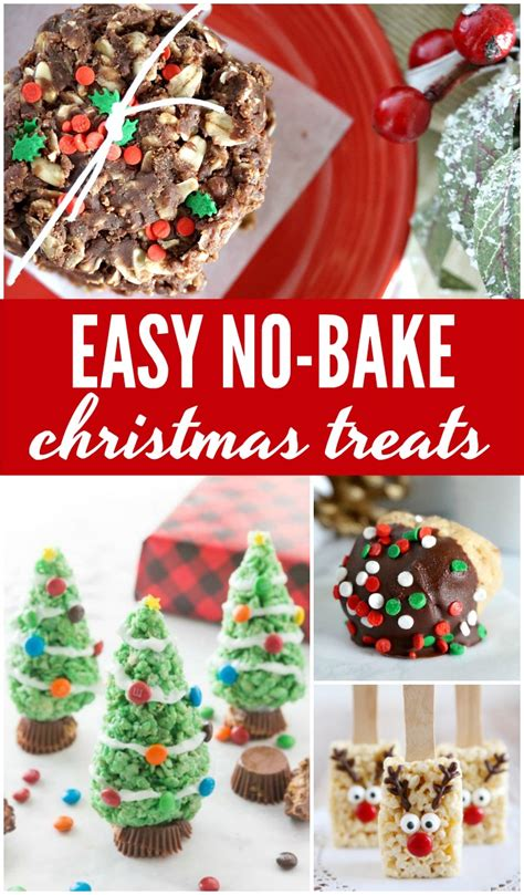 neighbor bake holiday ideas easy no bake treats