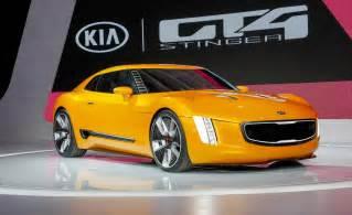Kia Gt4 Stinger Car And Driver