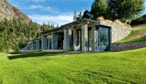 stone house designs modern stone house kohara lodge by murray cockburn partnership home design inspiration