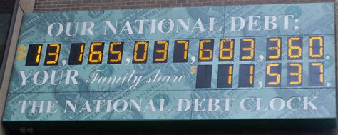 us national debt clock the backbencher debt vs deficit putting visuals to the
