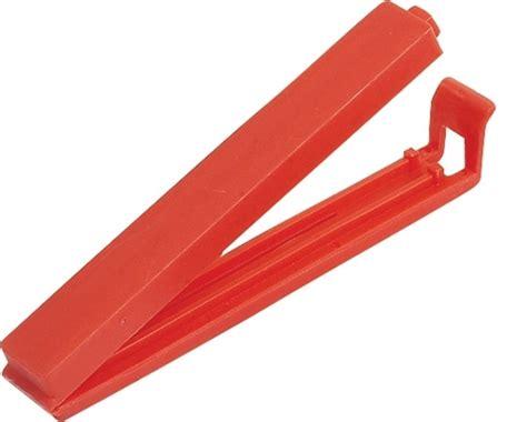 china plastic bag clip 033 china food clip plastic clip