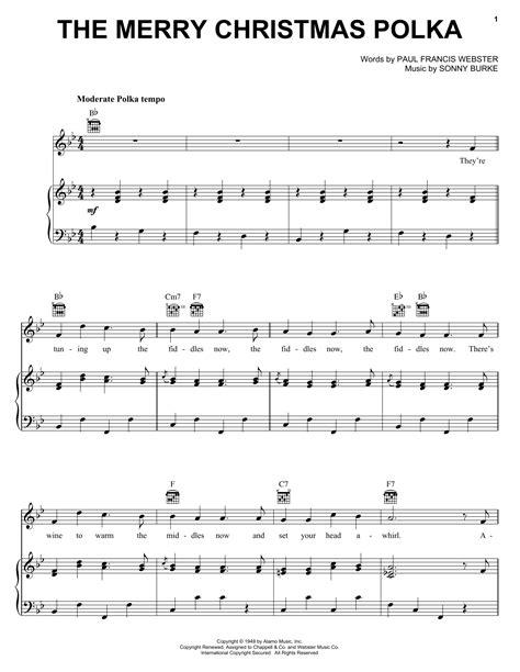 Violine Polka the merry polka sheet direct