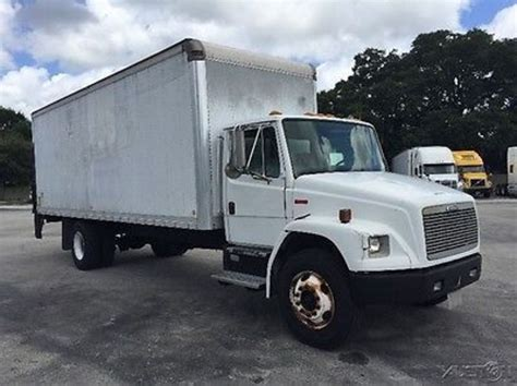 truck in florida freightliner fl70 trucks box trucks in florida for