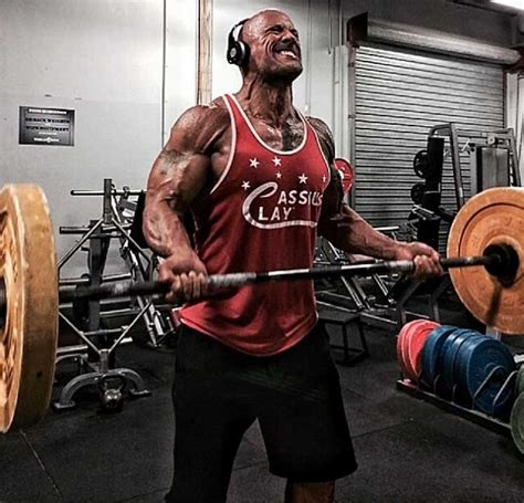 how much does the rock bench team hercules workout the rock s latest fitness challenge
