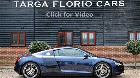 audi r8 tanner audi r8 4 2 v8 6 speed manual in mugello blue metallic