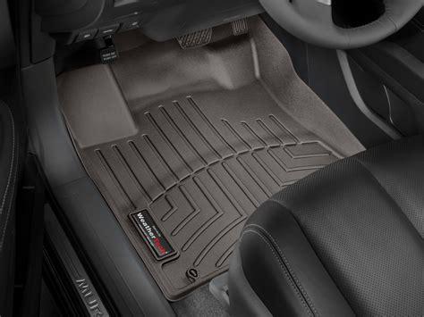 weathertech floor mats floorliner for nissan murano 2015 2017 cocoa ebay