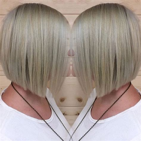 blunt a line bobs back view 18 popular blunt bob hairstyles for short hair short bob