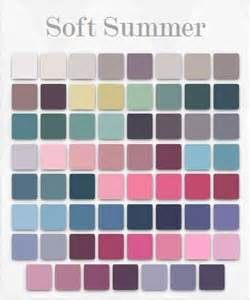 soft summer color palette 1000 ideas about soft summer palette on soft