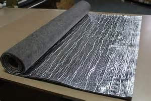 Automotive Carpeting Thermozite Automotive Carpet Padding Heat Shield