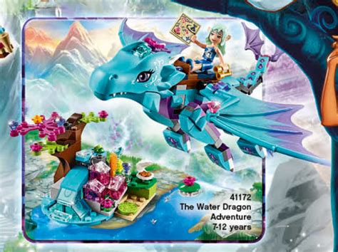 Lego 41172 Elves The Water lego elves 2016 sets list photos preview dragons