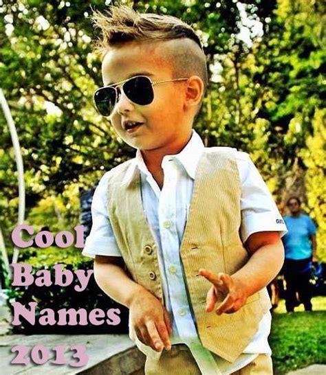 Cool baby names boy haircuts kids fashion hair cut boys haircuts
