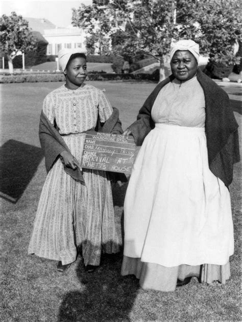 With The Wind Wardrobe butterfly mcqueen hattie mcdaniel with the wind