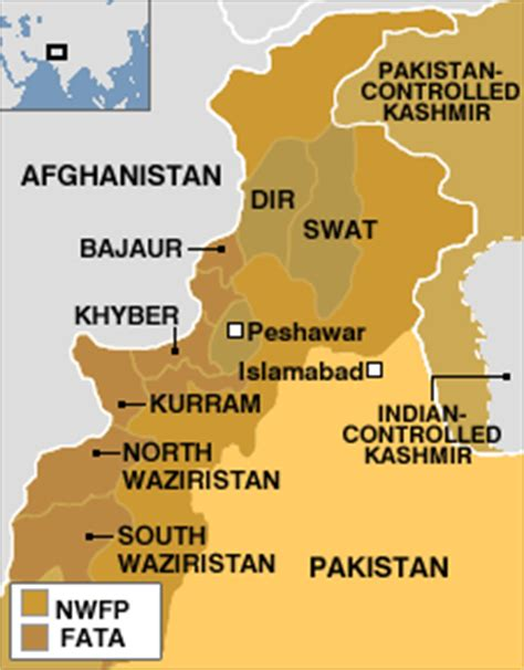 middle east map khyber pass news south asia taleban bring new fear to peshawar