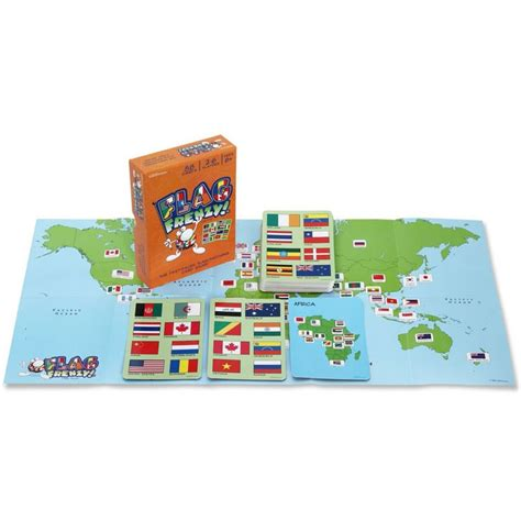 flags of the world learning game flag frenzy learn countries of the world flags card game