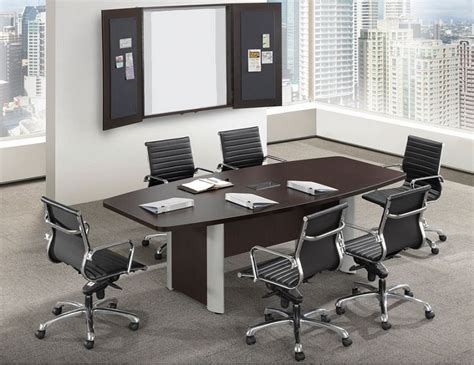 ndi office furniture ndi office furniture pl8be boat shape conference table w