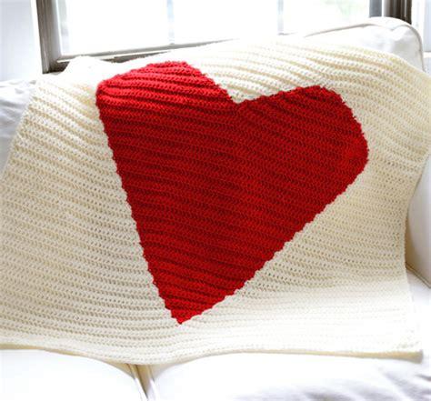 heart pattern crochet blanket crochet spot 187 blog archive 187 crochet pattern big heart