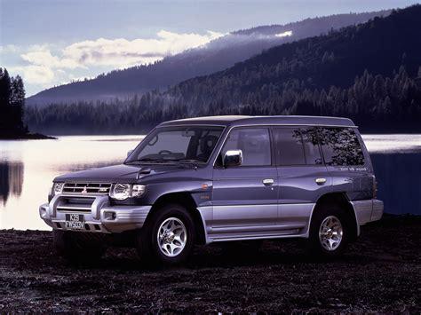 mitsubishi pajero 1997 mitsubishi pajero wagon 1997 1999 mitsubishi pajero wagon