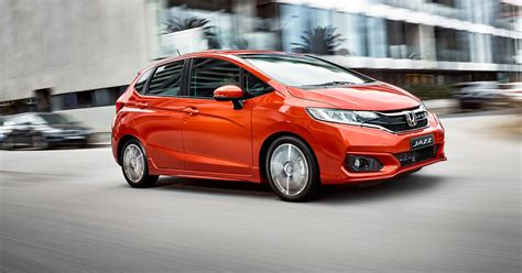 2018 honda jazz facelift officially unveiled in japan autos post