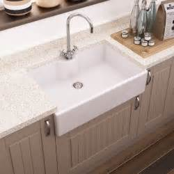 Ceramic Kitchen Sinks Premier Oxford Butler Ceramic Kitchen Sink 795 X 500 X 220