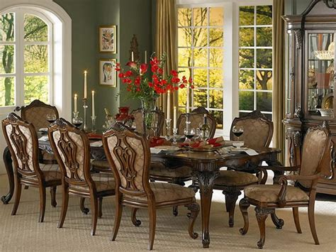 traditional dining room sets dining room sets traditional style marceladick