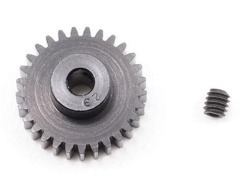 Pinion Gear Yokomo 48p 29t robinson racing quot aluminum pro quot 48p pinion gear 3 17mm bore 29t rrp1329 cars trucks