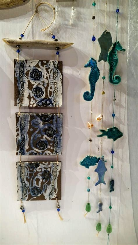 Ceramic Wall Hangings   Nicky Sheales