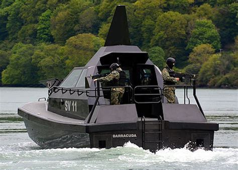 fast patrol boats manufacturers new safehaven 11m riverine barracuda commercial vessel