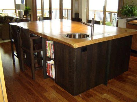 Table Height Kitchen Island slab top kitchen island architectural woodcraft