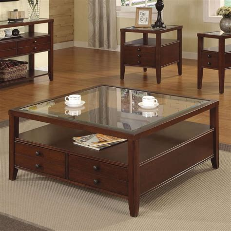 glass coffee table with storage 2018 popular glass top storage coffee tables